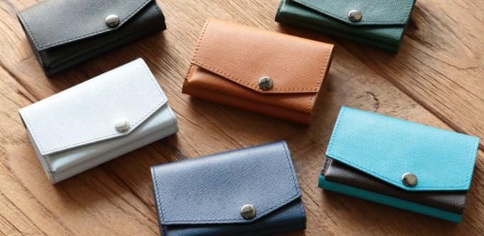 abrasus小さい財布のカラー