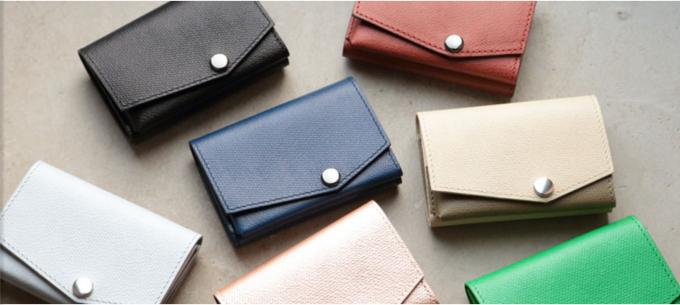abrasus小さい財布女性用