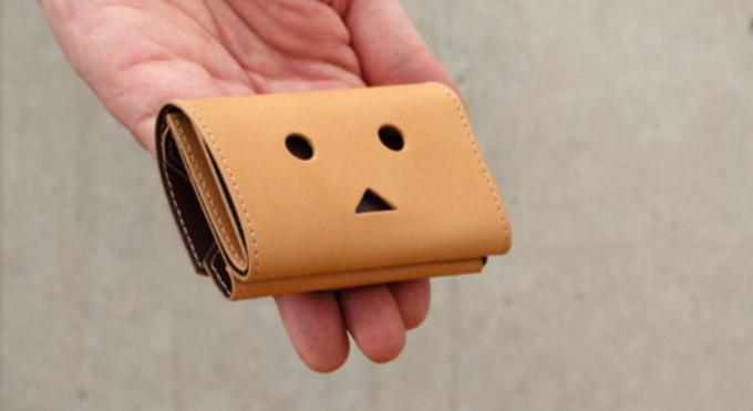 小さい財布abrAsusダンボー