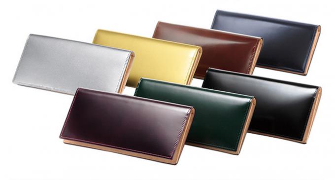 フライングホース コードバン長財布