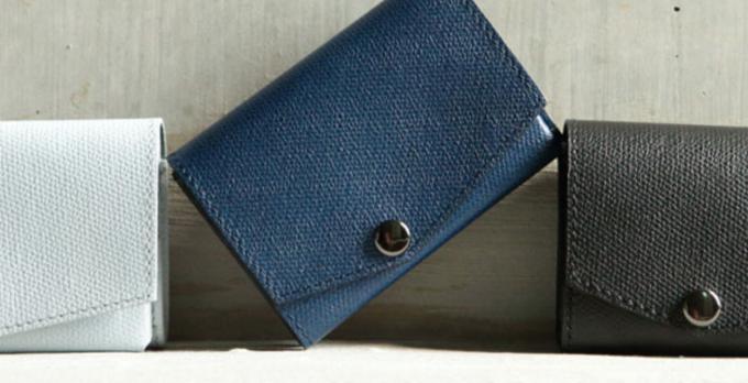 小さい財布abrAsus 左利きモデル
