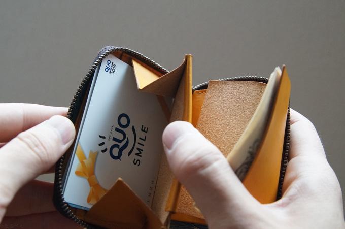 エムピウ ゾンゾ カードポケット