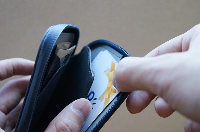 ELEMENTS PHONE POCKET カード