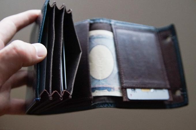 ミッレフォッリエ カードポケット2