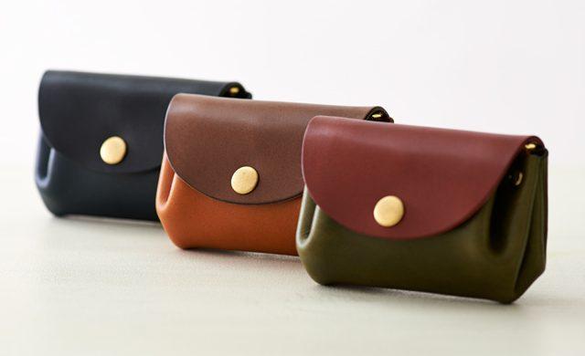 可愛らしい財布
