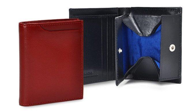 ミラグロ 二つ折り財布