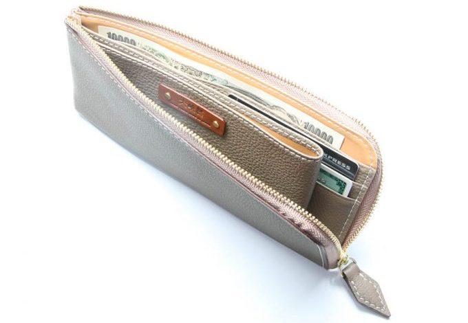大峡製鞄 L字ファスナー