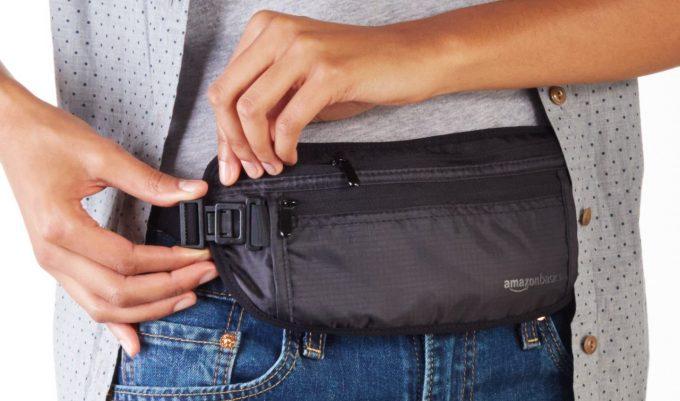 旅行財布 ベルト式2