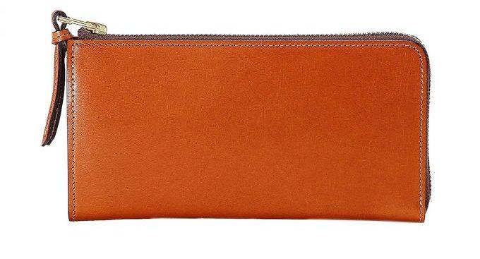 SLOW L字ファスナー財布