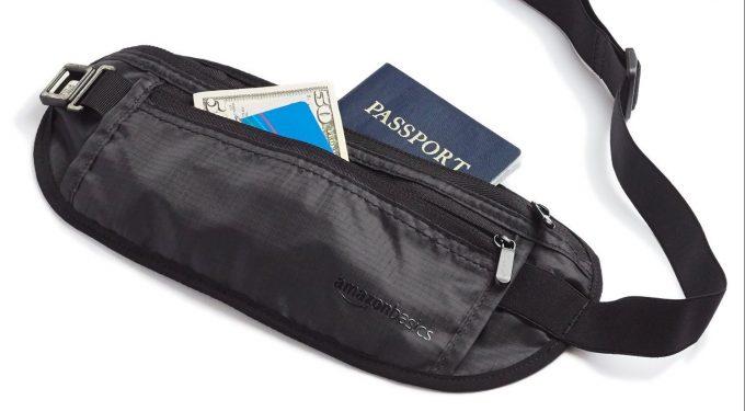 旅行財布 ベルト式