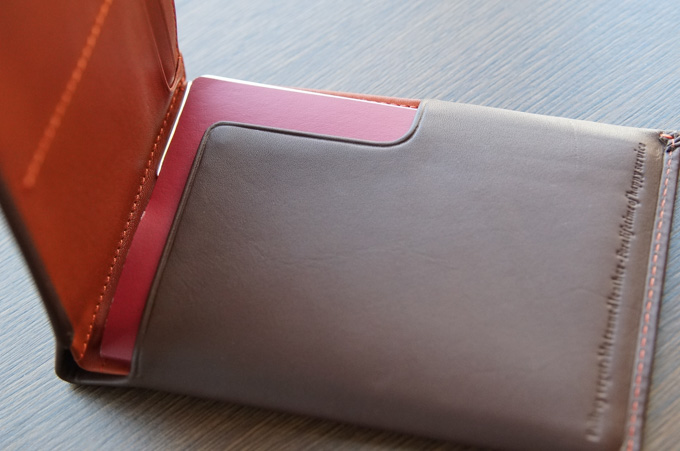 bellroy TRAVEL WALLET スッキリ