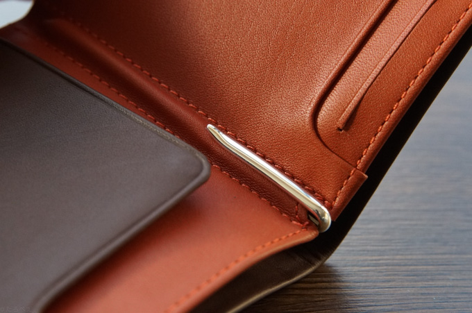 bellroy TRAVEL WALLET ペン