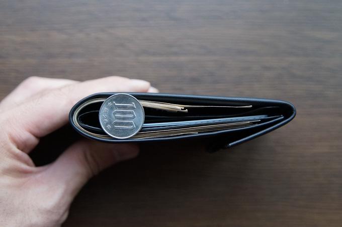 COIN FOLD 厚みMAX