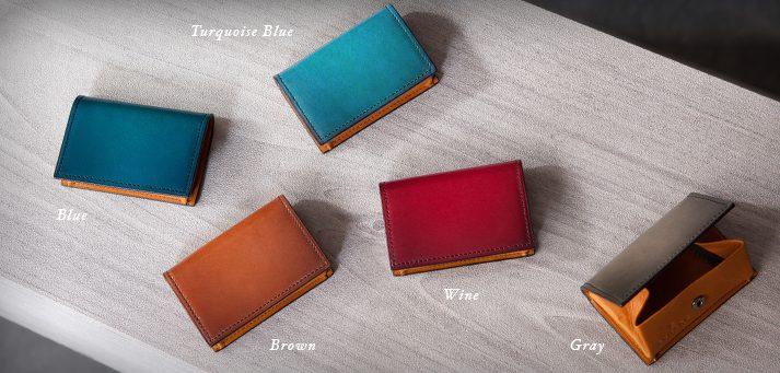 フォスキーア COINBOXカラーパターン