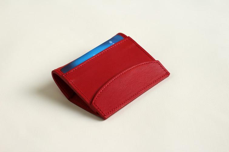 フェルマ コインケースのカードポケット