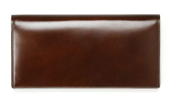 土屋鞄 コードバン 長財布