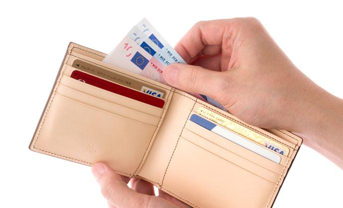 札入れ カードポケット