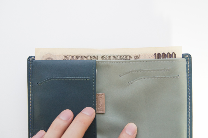 NoteSleeve コンパクトなボディ