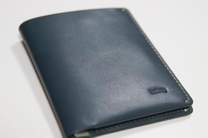 NoteSleeve 革の素材