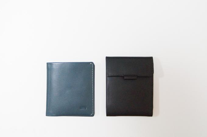 NoteSleeveとCoinFold
