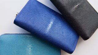 BAHARIの財布のまとめ。ガルーシャを使った美しいアイテムを一挙紹介