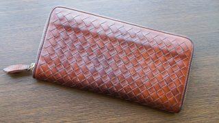 マットーネ オーバーザウォレットのレビュー。美しいエイジングが楽しめるココマイスターの財布の紹介