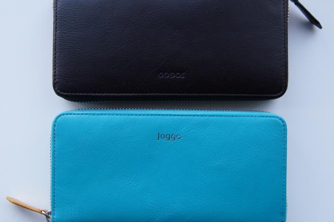 JOGGO ラウンドファスナー カラー