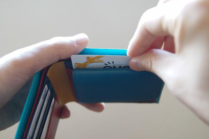 JOGGO 二つ折り財布 カードポケット4