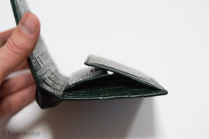 革芸人WT-034 コインポケットのつくり