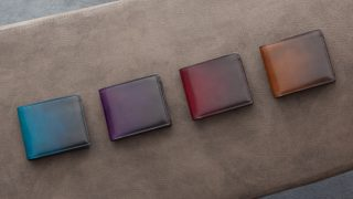 日本の上質な二つ折り財布のまとめ。間違いの無い選び方と、大人にふさわしいブランドの紹介