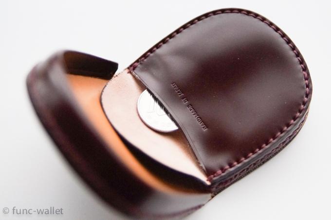 馬蹄形 サイドポケット