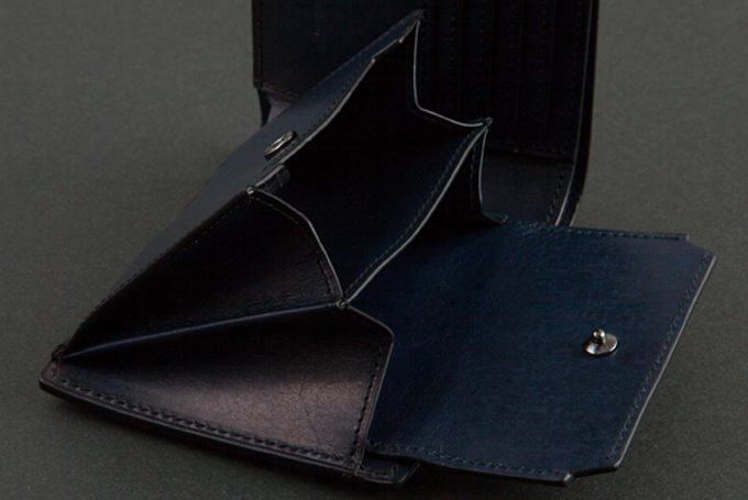 YUHAKU コードバン コインポケットが分かれている
