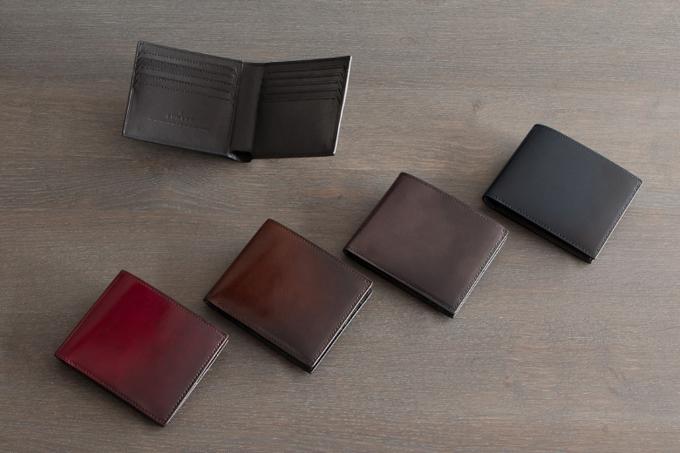 YUHAKUコードバン 二つ折り財布3