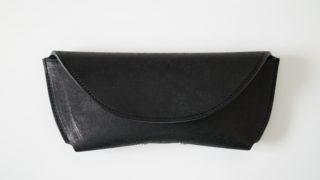 Flathority 眼鏡ケースのレビュー。イタリアの皮革を使った美しい眼鏡ケースの使い勝手に迫る