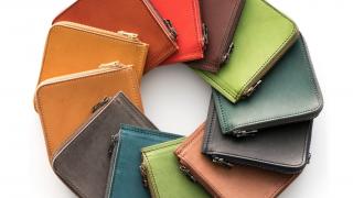 SYRINX HITOE《単》短財布のレビュー。ダブルファスナーの小さくて薄い財布の使い勝手にせまる