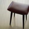 pat woodworking おあげ。サドルプルアップを使った、エイジングを楽しめる椅子