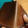 実践!シェルコードバンのクリームによるメンテナンス。光沢が無くなり、カサつきはじめたコードバンに輝きを取り戻す手順