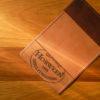 一革 ブックカバー ホーウィンシェルコードバンモデルのレビュー。世界最高峰のコードバンで読書できる逸品