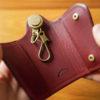 CORBO. SLATE スマートキーケースのレビュー。ミネルバリスシオを贅沢に使ったキーケースの使い勝手と特徴について