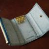 HIS-FACTORY クワトロのレビュー。鍵も入る、小さな財布の使い勝手、特徴について