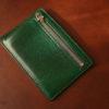 KUBERA 9981 薄い財布のレビュー。型押しレーデルオガワコードバンの使い勝手、特徴、メリット・デメリット