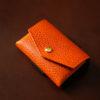 com-ono TINY-001のレビュー。最小クラスの革財布 使い勝手、メリット・デメリット